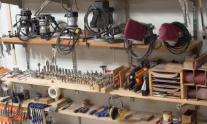 Basic Woodworking Tools List